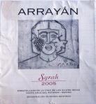 2005_Arrayan_Syrah
