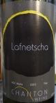 Lafnetscha 2010 Chanton Weine
