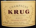 Krug Grand Cuvee Brut