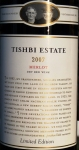 Tishbi Estate Merlot 2007