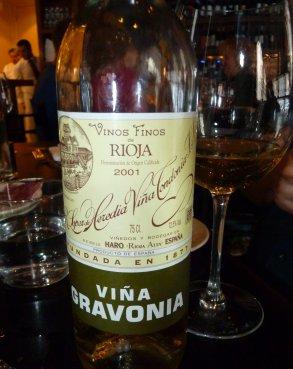 P1120700 2001 Lopez de Heredia Vina Gravonia