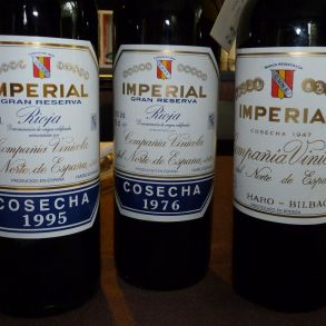 P1130181 Imperial Rioja Red line up