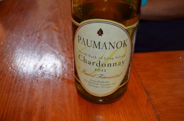 DSC_0947 Paumanok Barrel Fermented Chardonnay