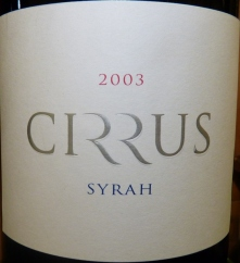 Cirrus_Syrah_2003
