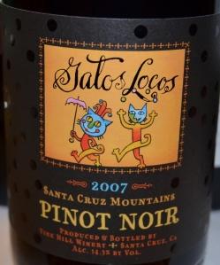 DSC_0022 Gatos Locos Pinot Noir