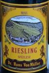 DSC_0032 Hans Von Muller Riesling