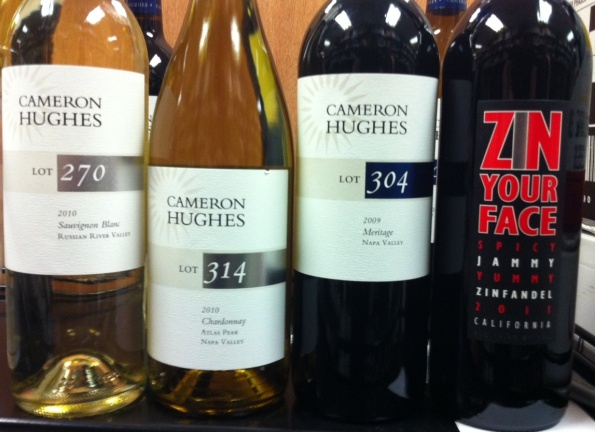 Cameron Hughes Wines Feb 2013