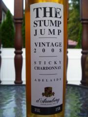 d'Arenberg sticky chardonnay