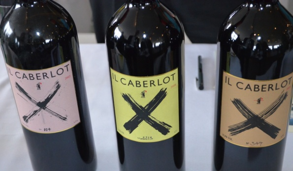 Caberlot trilogy