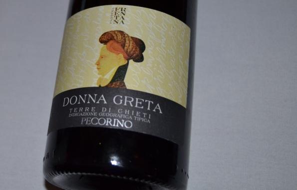Donna Greto Pecorino
