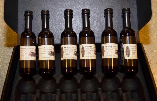 DSC_0143 Trione Tasting set bottles