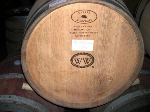 American Oak Barrel