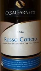 Rosso Conero Marche 2006