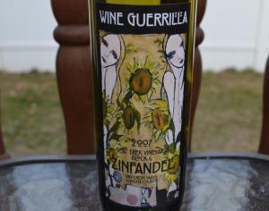 DSC_0370 Wine Guerrilla Zinfandel
