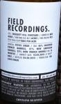 DSC_0687 Field Recordings Petite Sirah BackLabel