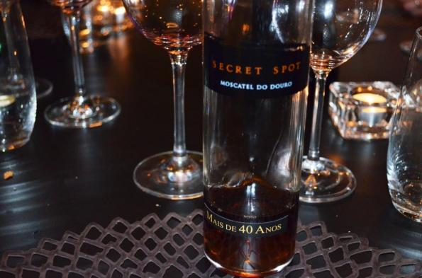40 years old Moscatel