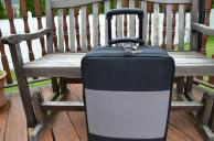 Wine suitcase