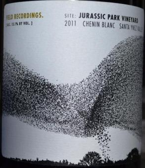 Field Recordings Chenin Blanc Jurassic Park Vineyard