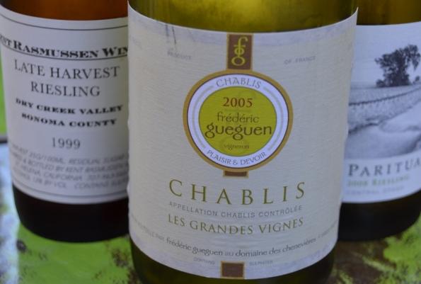 Frédéric Gueguen Chablis