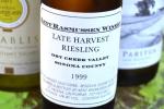Curt Rasmussen Late HarvestRiesling