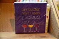 more wine napkin wisdom