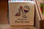 Wine lovers napkins