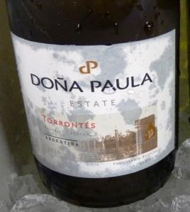 Donna Paula Torrontes