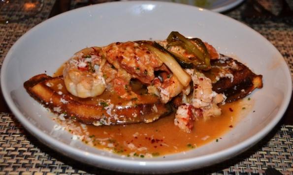 lobster waffle