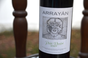 Arrayán Petit Verdot, Spain