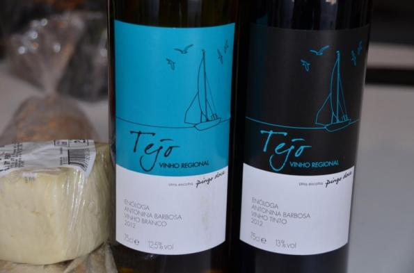 Protugal wines from Tejo