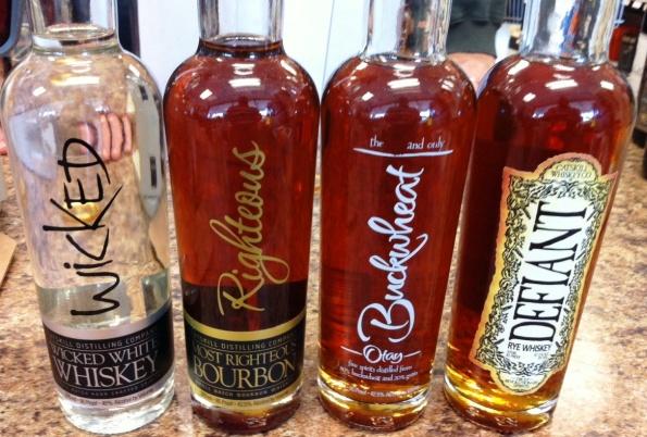 Catskill Distilling Company Spirit's Collection