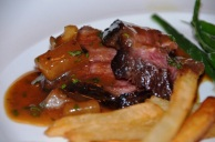 Roasted Hangar Steak