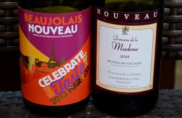 Beaujolais Nouveau Arrived!