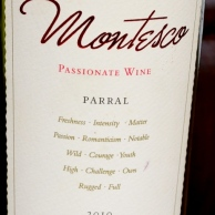 Montesco Passionate Wine