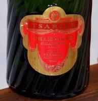Champagne Tsarine label