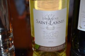Domaine Saint-Lannes Blanc