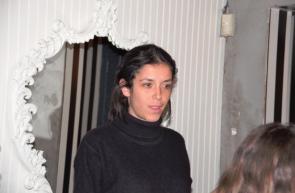 Fabiana, the designer