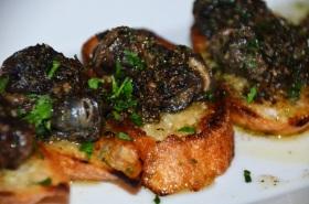Escargots Bourgguignon