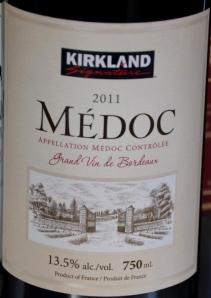 Kirkland Signature Médoc