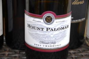 Mount Palomar Charbono