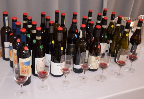 Barolo wines