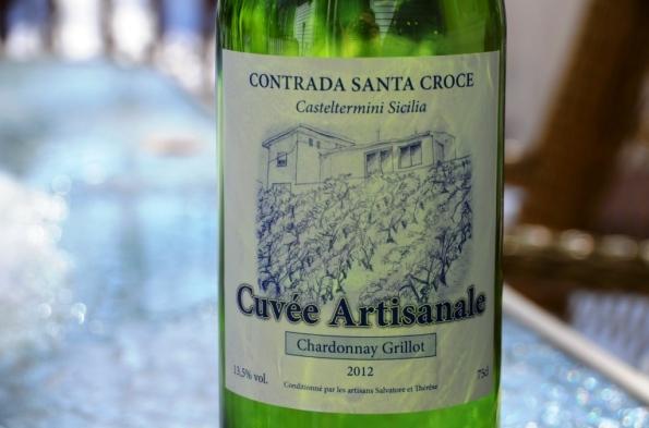 Contrada Santa Croce Chardonnay Grillo