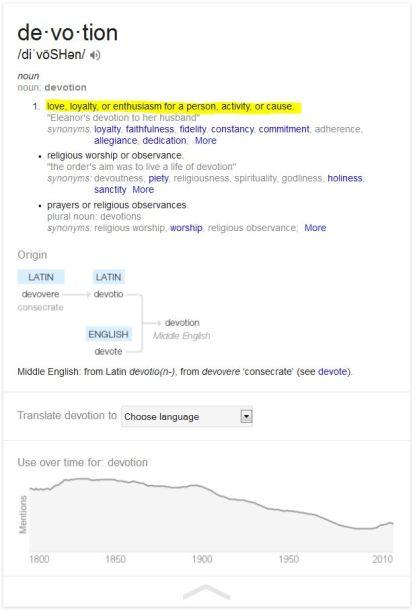 Devotion_Google