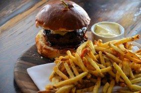 Grassfed Humburger