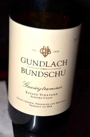 Gundlach Bunduschu Gewurztraminer