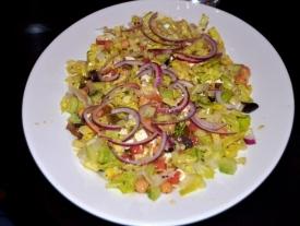 Greek Chop salad