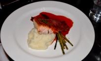 Salmon Al Arranciata