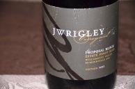 J Wrigley Pinot Noir