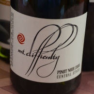 Mt Difficulty Pinot Noir