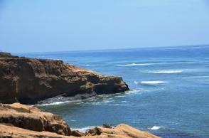 Sunset Cliffs, Sun Diego
